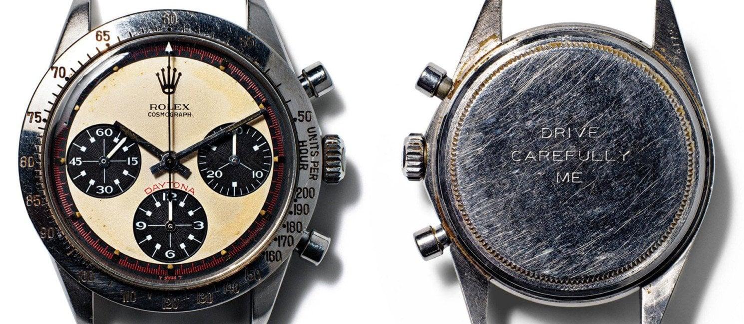 Rolex Daytona Paula Newmana trafi pod aukcyjny młotek!