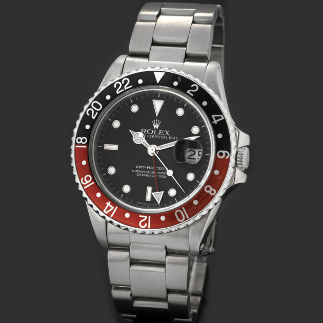 "Rolex GMT-Master ""Coke"" z 1984 roku / foto: Antiquorum"