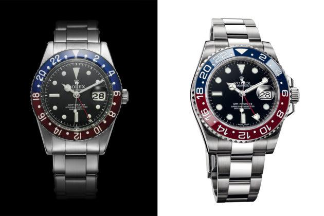"Rolex GMT-Master i GMT-Master II ""Pepsi"""