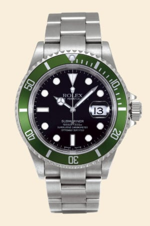 Rolex Submariner Kermit