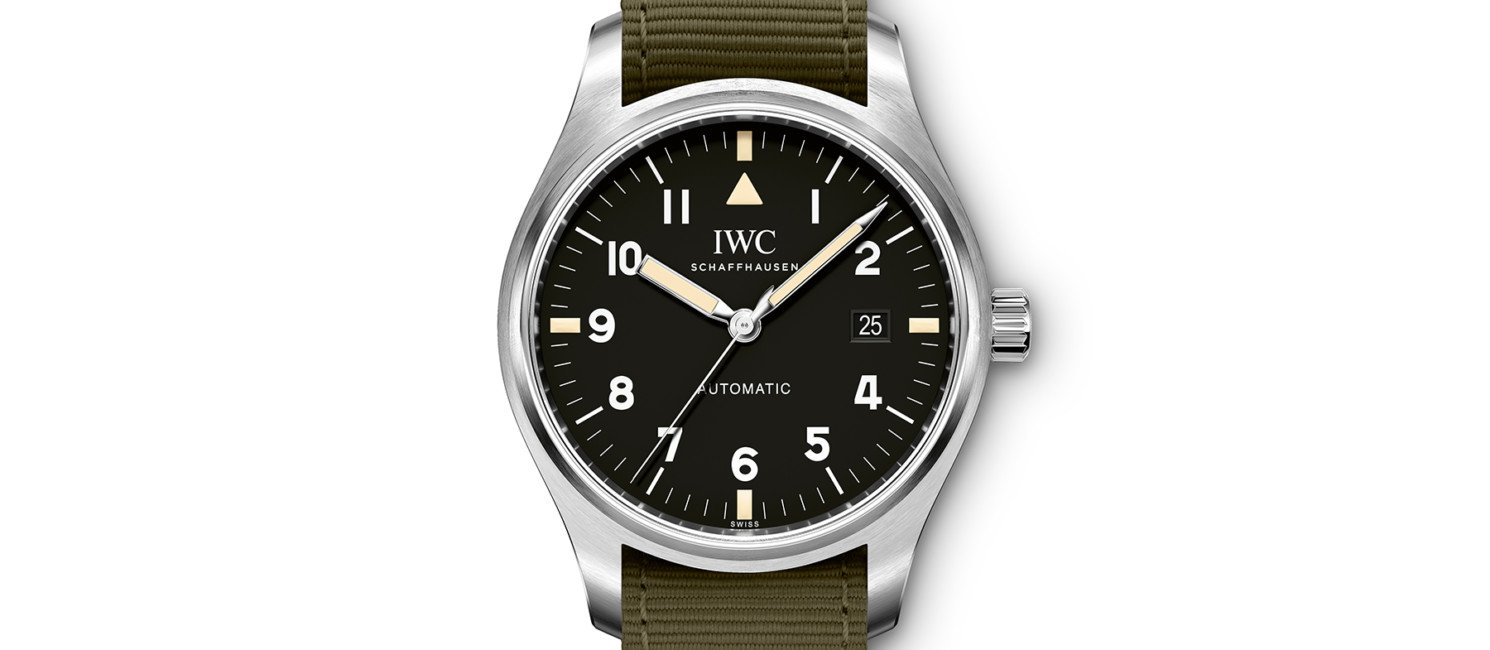 "IWC Pilot's Watch Mark XVIII ""Tribute to Mark XI"""