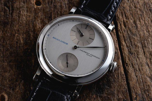 Laurent Ferrier Galet Regulateur
