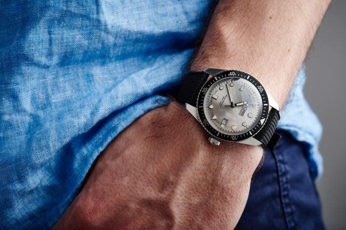 Recenzja Oris Divers Sixty-Five 42mm ze srebrną tarczą [zdjęcia live, cena]