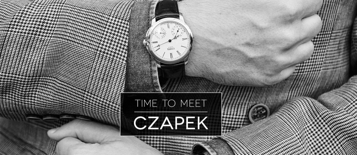Time To Meet: Czapek