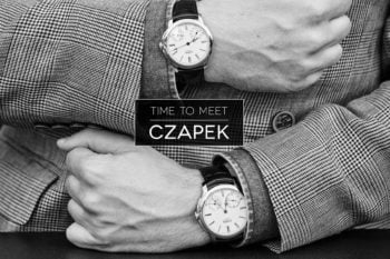 Time To Meet: Czapek