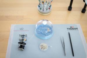 Tissot: warsztaty zegarmistrzowskie