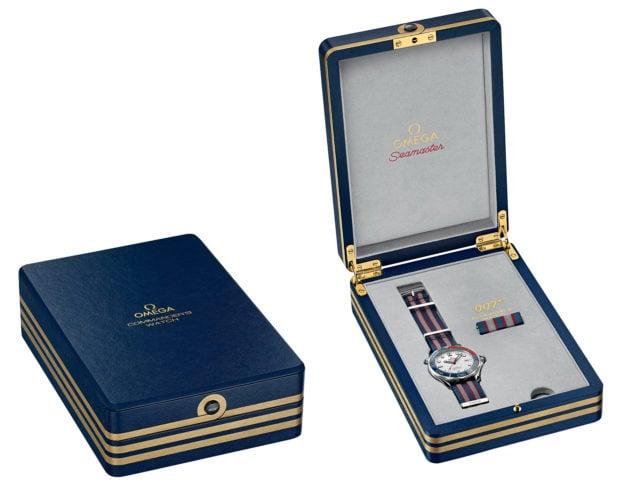 "Omega Seamaster Diver 300 M ""Commander's Watch"" - zestaw"