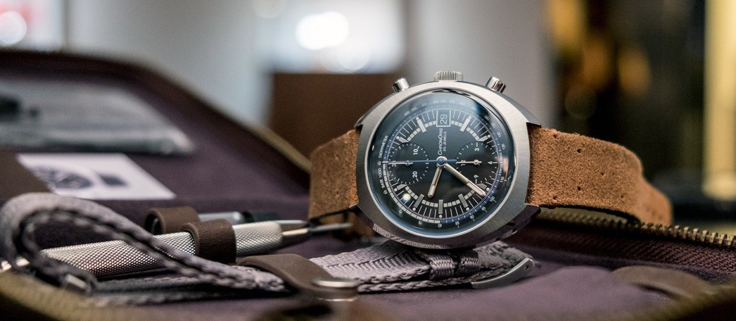 Oris Williams 40th Anniversary LE