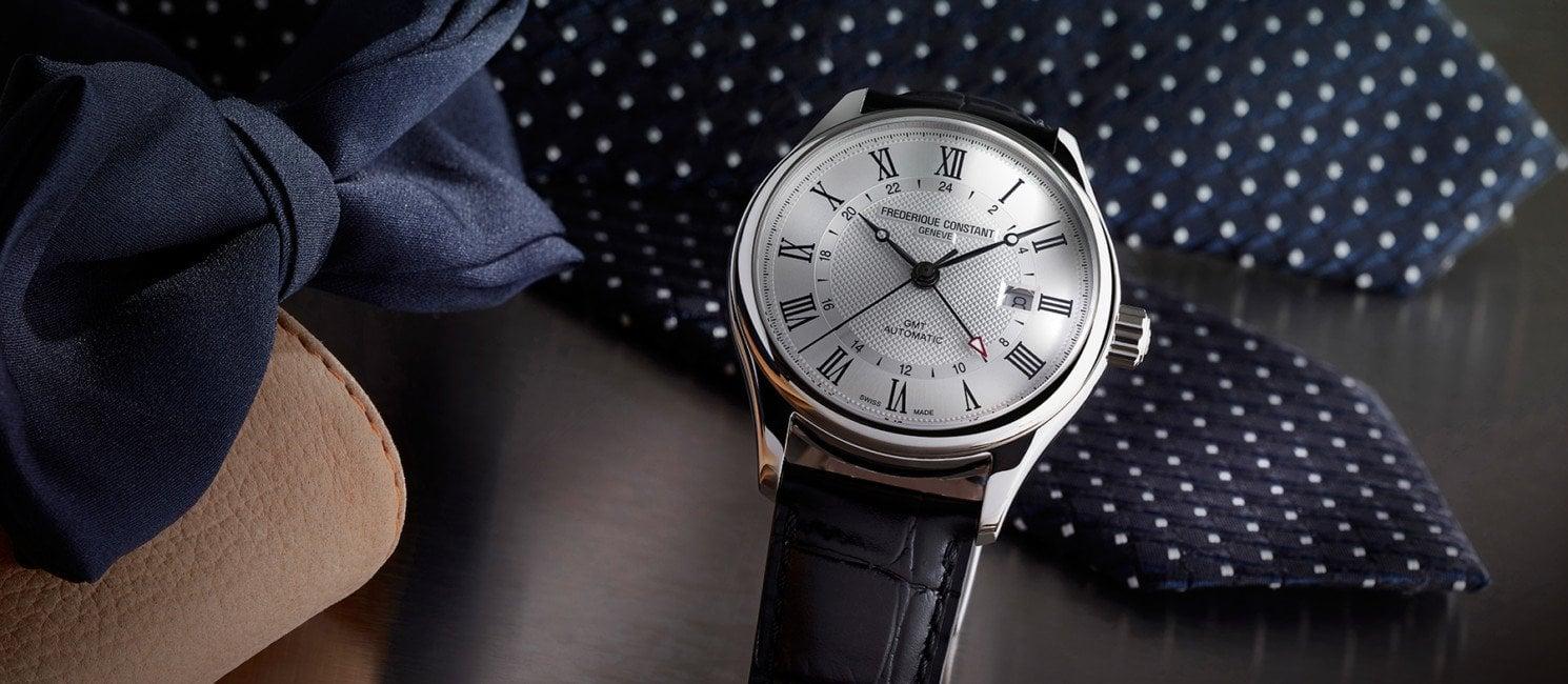 Frederique Constant Classic Automatic GMT [cena]