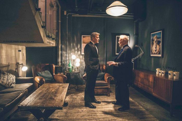 """Omega """"Starmen"""" – George Clooney rozmawia z Buzzem Aldrinem"""