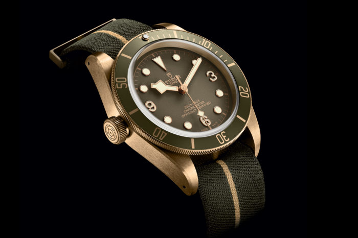 Tudor Black Bay Bronze One – Only Watch 2017