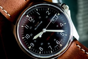 Glycine Combat Polish Air Force - tarcza