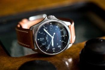 Zegarek Glycine na 100-lecie Polskich Sił Powietrznych