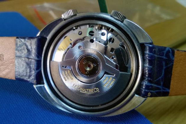 Jaeger-LeCoultre Memovox E871
