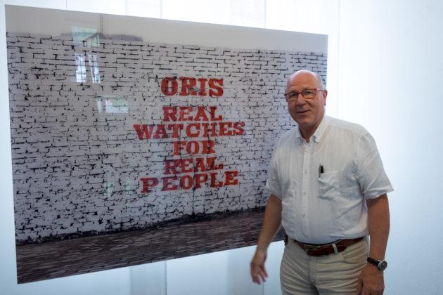 Ulrich Herzog - CEO firmy Oris