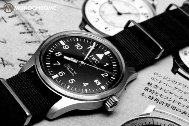 IWC Mark XV / foto: monochrome-watches.com