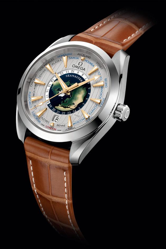 Omega Seamaster Aqua Terra Worldtimer Limited Edition