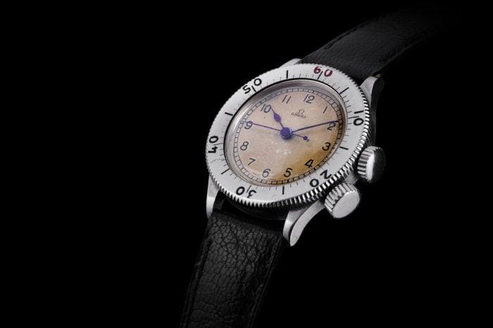 """Dunkierka"" i zegarek Omega na nadgarstku Toma Hardy'ego"