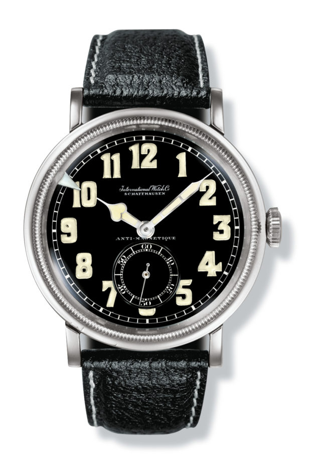 "IWC's First ""Special Watch for Pilots"" (1936)"