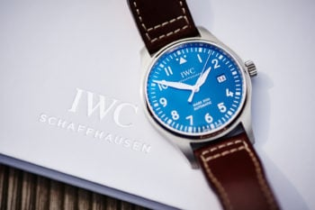"IWC Pilot's Watch Mark XVIII ""Le Petit Prince"""