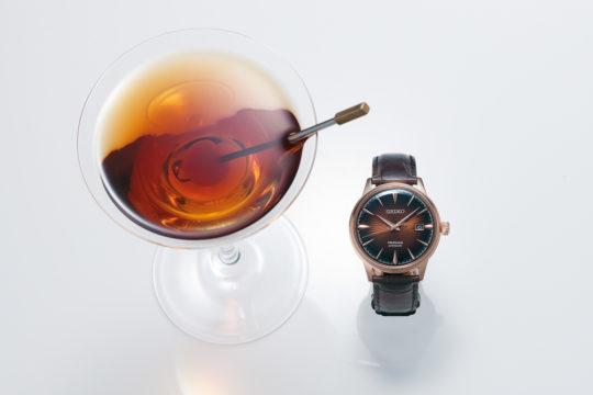 Seiko Presage Cocktail