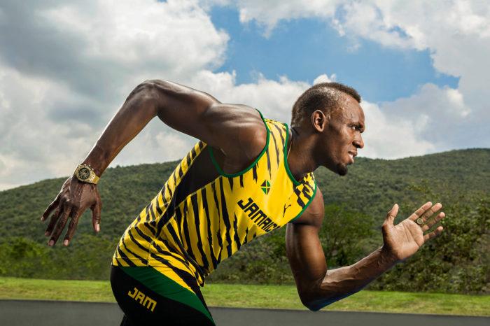 Usain Bolt – najszybszy człowiek świata i zegarki Hublot