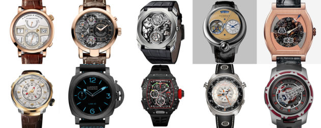 Innovation in watchmaking