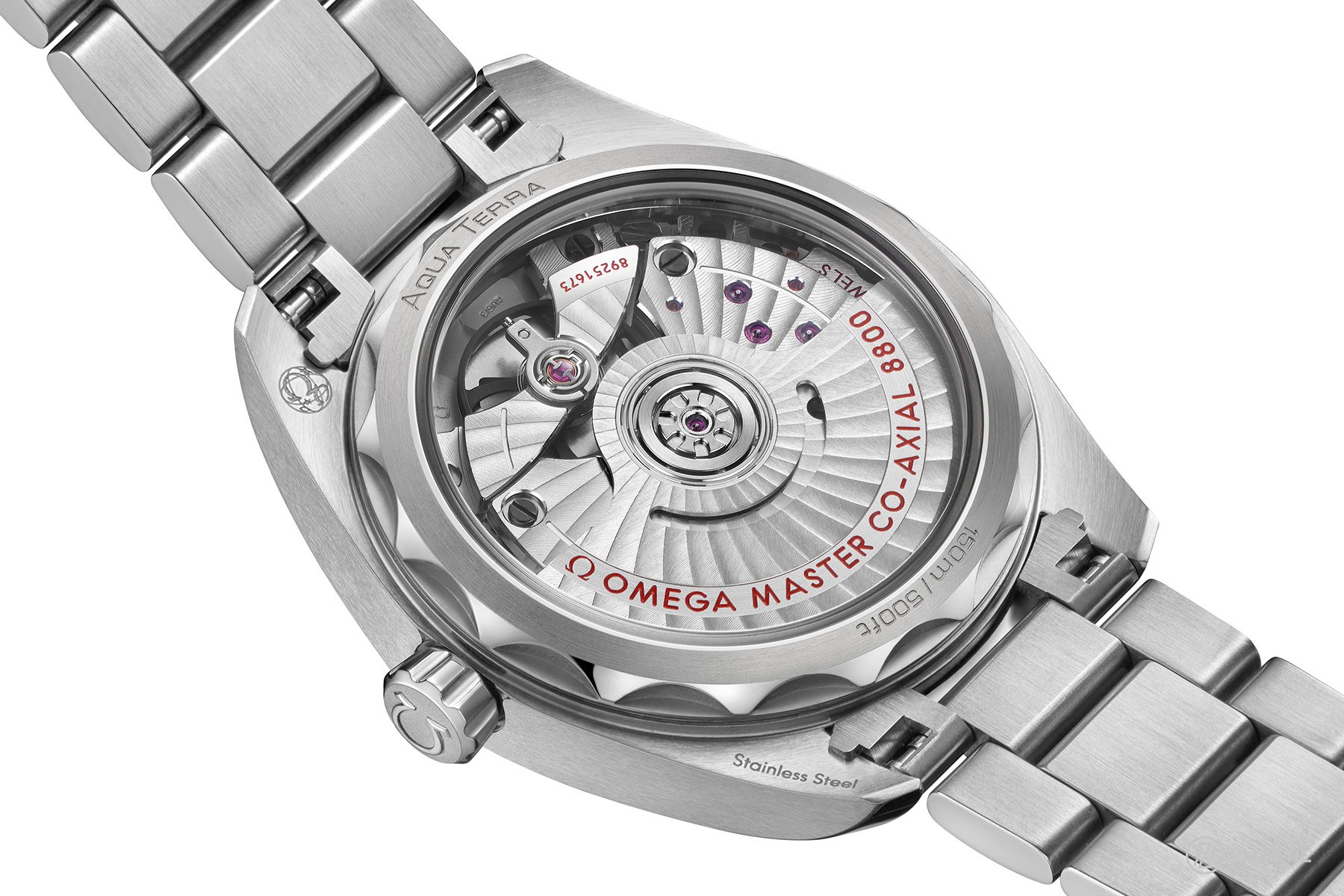 Omega Seamaster Aqua Terra Master Chronometer Ladies Ch24 Pl