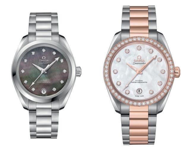 Omega Seamaster Aqua Terra Master Chronometer Ladies