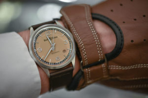 Bell & Ross BR V1-92 Bellytanker - foto: monochrome-watches.com