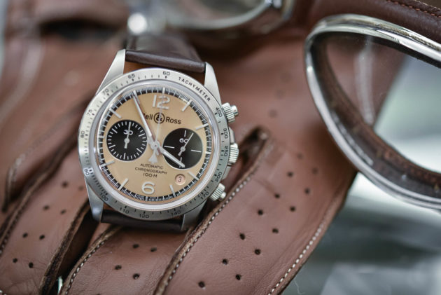 Bell & Ross BR V2-94 Bellytanker - foto: monochrome-watches.com