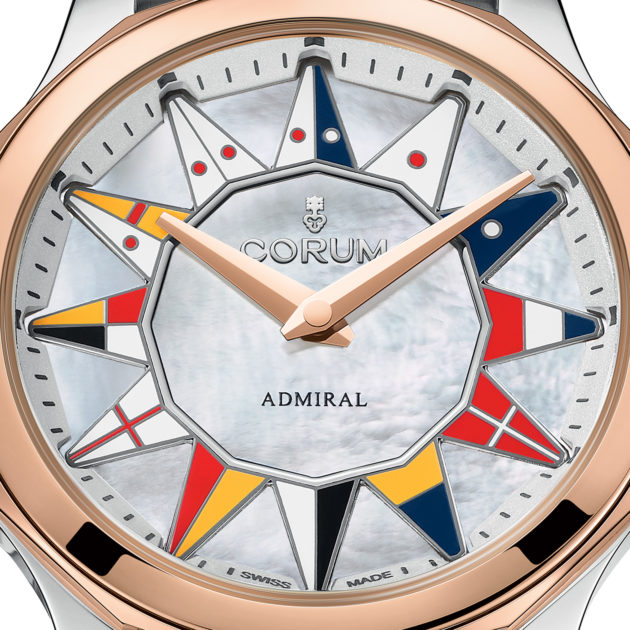 Corum Admiral Legend 32 Automatic