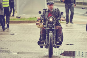 The Distinguished Gentleman's Ride 2017 – Warszawa