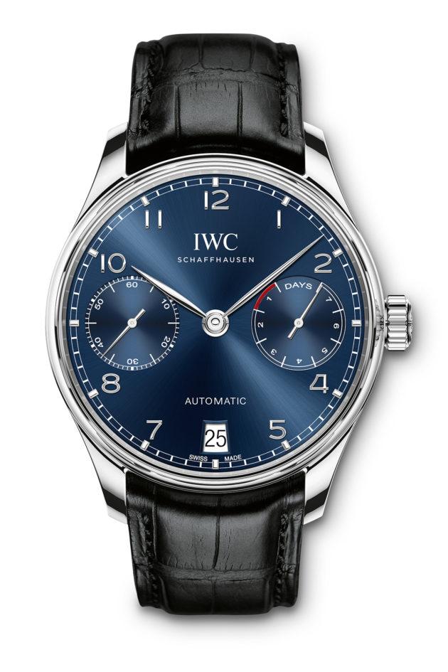 IWC Portugieser Automatic Blue