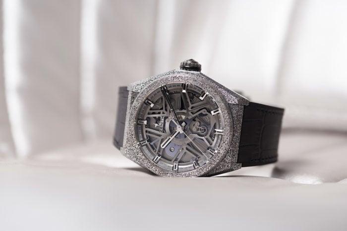 Zenith Defy Lab – najdokładniejszy mechaniczny zegarek świata [zdjęcia live, dostępność, cena]