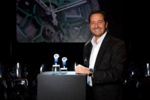 Julien Tornare (CEO Zenith)