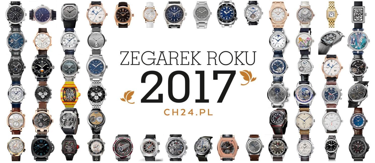 ZEGAREK ROKU 2017