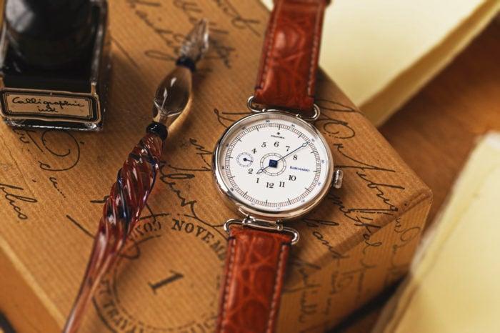 Polpora Kościuszko – premiera jednowskazówkowego zegarka w Zielonej Górze [zdjęcia live, cena]