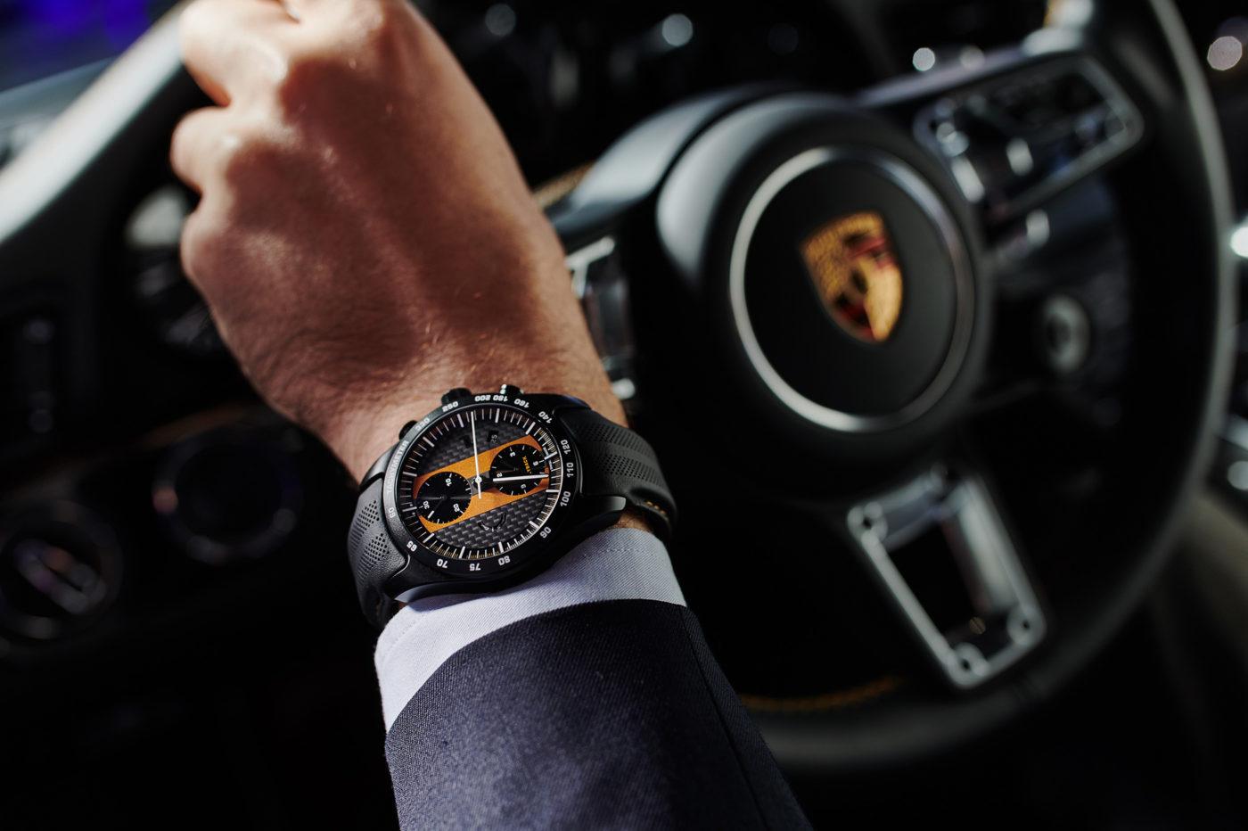 Porsche Design Chronograph 911 Turbo S Exclusive Series premierowo w Polsce [zdjęcia live, dostępność, cena]