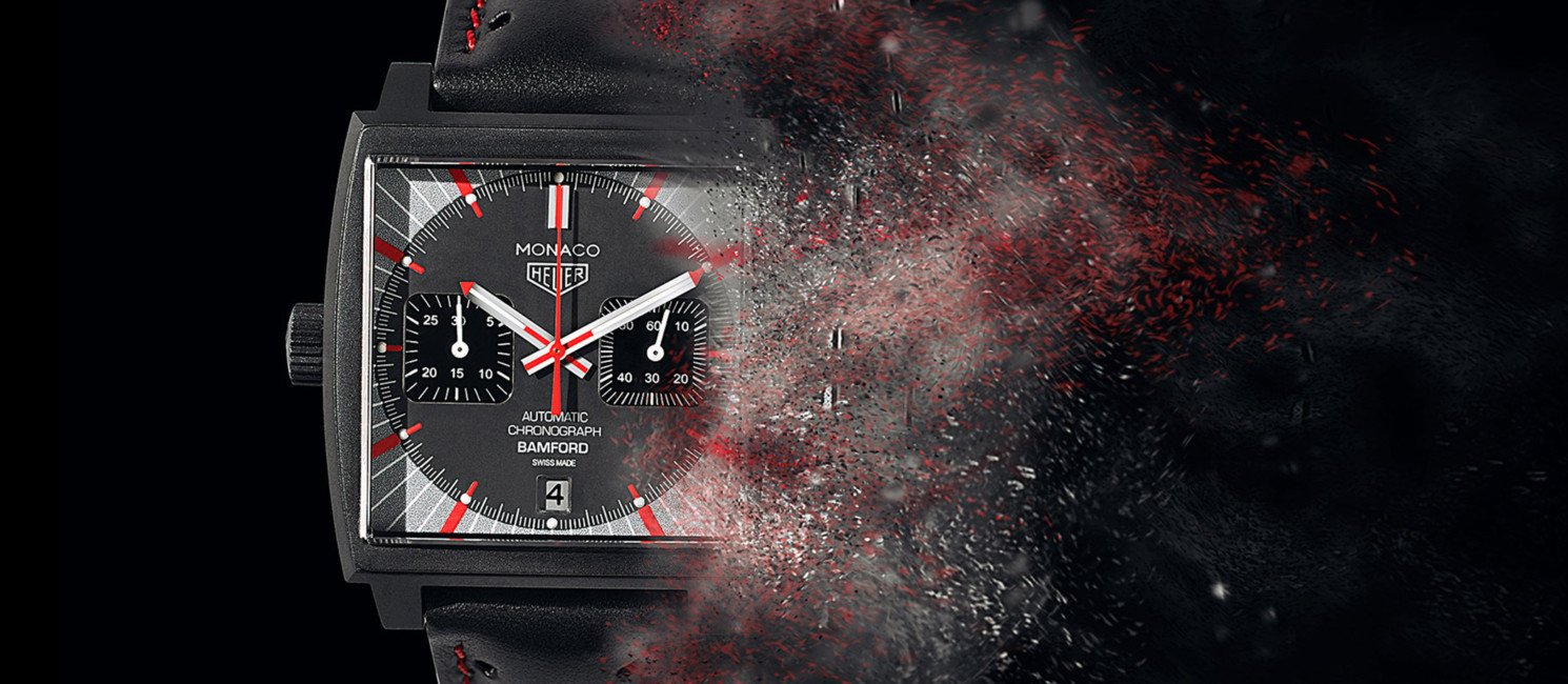 BWD & TAG Heuer