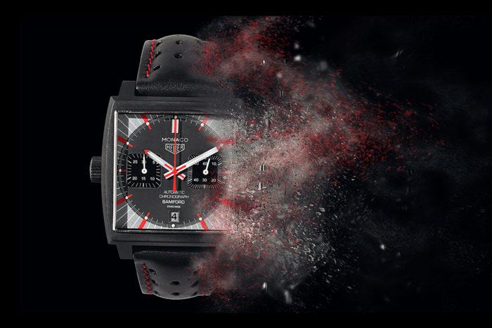 Bamford Watch Department oficjalnym tunerem zegarków TAG Heuer