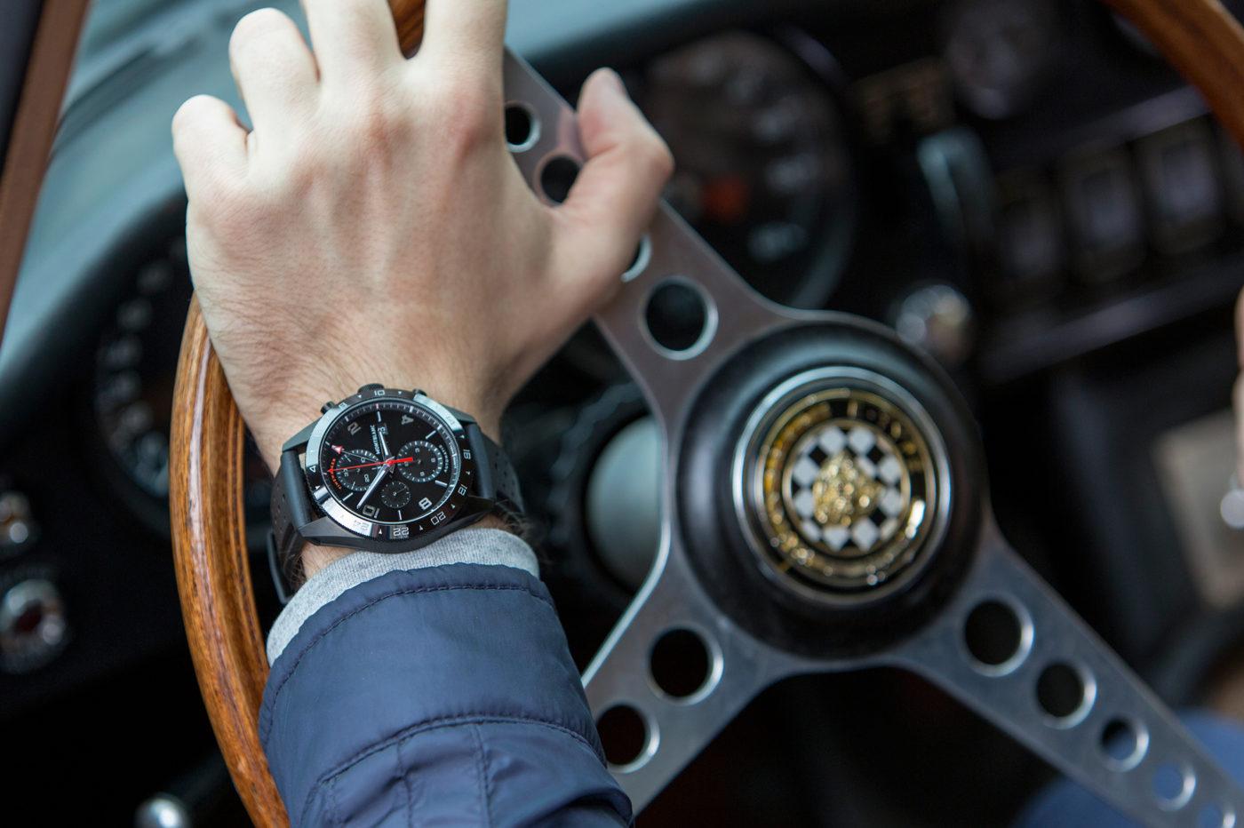 Montblanc i Capital Classic Cars [dużo zdjęć]