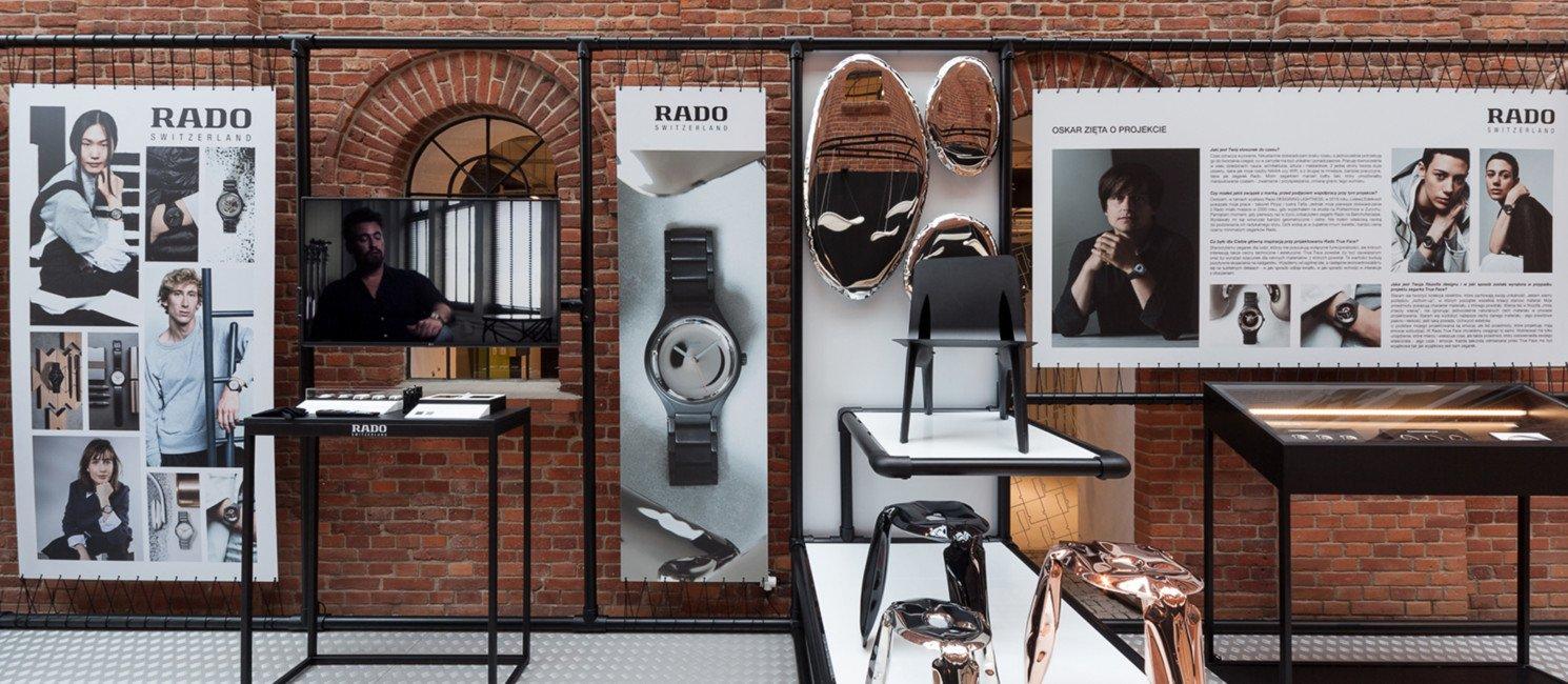Rado, Oskar Zięta i Łódź Design Festival