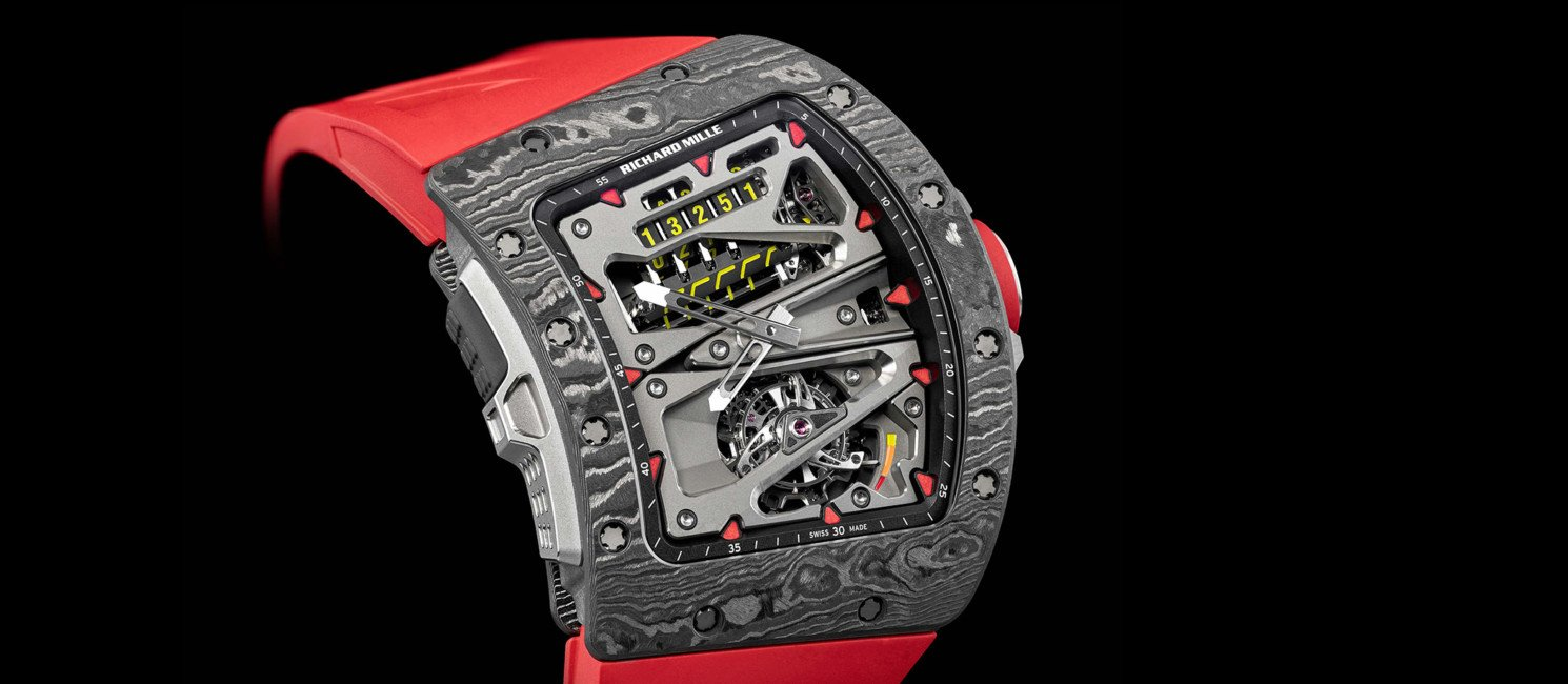 Richard Mille RM 70-10 Tourbillon Alain Prost [dostępność, cena]