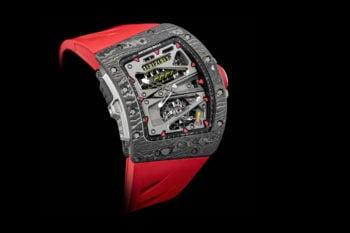 Richar Mille RM 70-10 Tourbillon Alain Prost