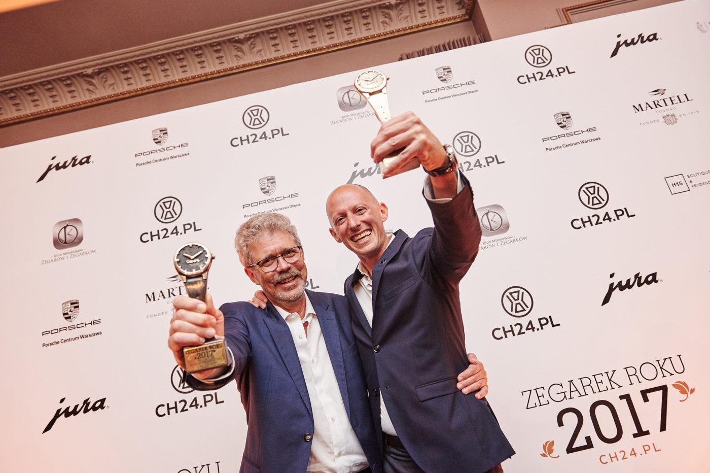 Zegarek Roku 2017 – finałowa gala, laureaci, nagrody [dużo zdjęć]