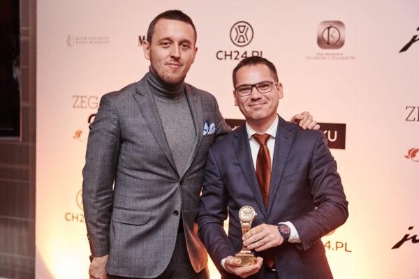 Łukasz Doskocz i Maxime Gourgouillat (Omega)