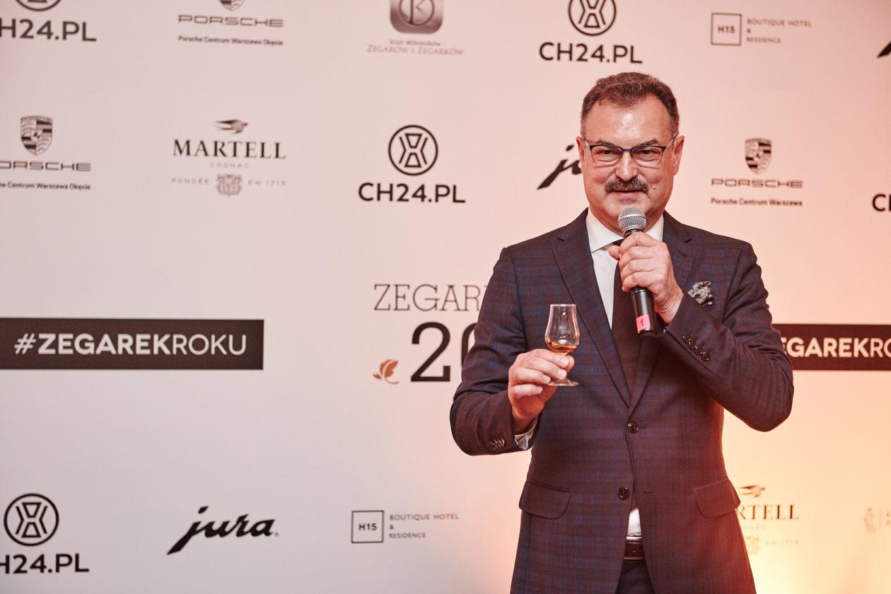 Zegarek Roku 2017 - Dariusz Fabrykiewicz (Martell)