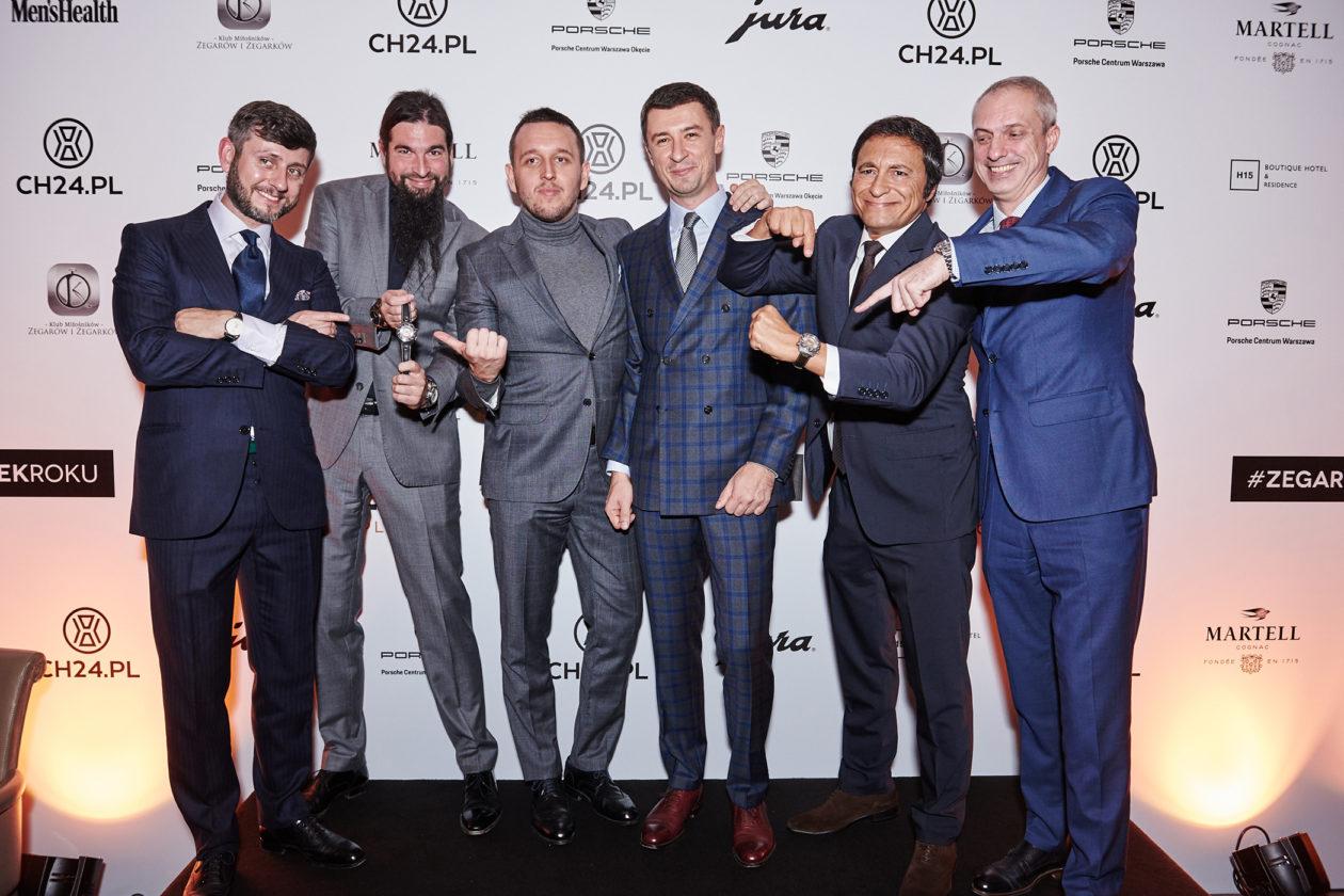 Zegarek Roku 2017 - Jury