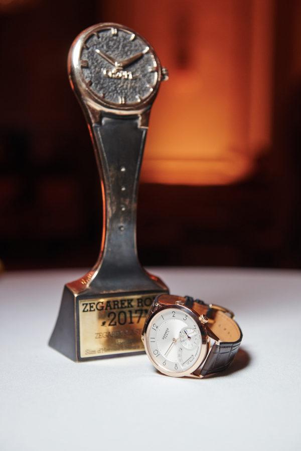 Zegarek Roku 2017 - Hermes